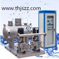 二次供水设备,水源是井水如何达到变频恒压供水