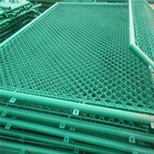 透视围墙栏杆 热镀锌围墙护栏 道路隔离铁丝网