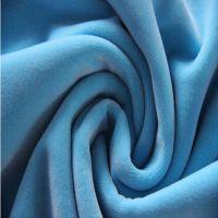 仿超柔 包边布条 家纺针织面料 经编布 印花包边布