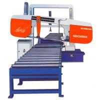厂家直销晨雕龙门GB4265HX槽钢专用锯床数控全自动旋转锯床带角度