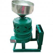 家用荞麦脱皮机 水稻谷子脱壳碾米机 鼎翔新型碾米机