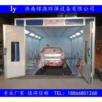 烤漆房 标准型汽车喷烤漆房 电加热 厂家直供