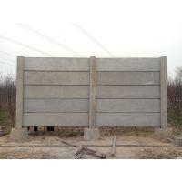 供应山东恒宇森牌代替砖墙的普通混凝土预制装配式水泥围墙板(2.5*0.969mm)耐腐蚀