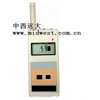 中西(DYP)工频电场(近区)场强仪 型号:CN61M/M379667库号:M379667