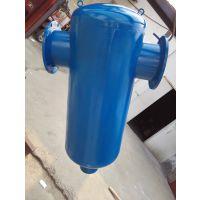 液压站回油过滤器DN-50压缩空气油水分离过滤器 环流式旋风分离器