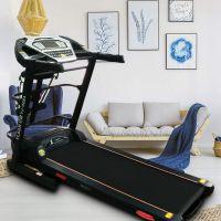 亿健正品008跑步机家用款超静音可折叠奔驰六级减震电动跑步机