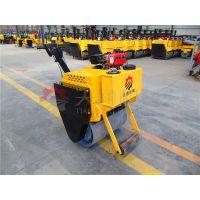 江苏手扶单轮压路机无级变速的小型压路机工作效率高