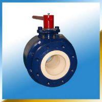 Q341TC涡轮传动陶瓷球阀 耐磨陶瓷球阀