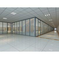曲阜玻璃隔断型材的选择