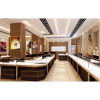 广州锐力展柜商场珠宝展示柜透明玻璃柜定制