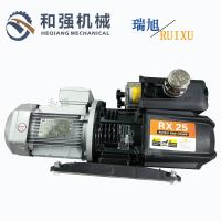 广州瑞旭代理商 RX25-B-01激光晒版机风泵 压力泵 印刷机 包装 各种自动化机械用真空泵