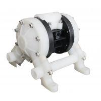 JOFEE MK06/10 气动隔膜泵 塑料泵. 往复泵 自吸泵 化工泵 隔膜气动泵 污水处理机