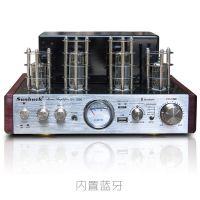 Sunbuck AV-1050无线蓝牙HIFI胆机款功放机 发烧电子管USB功放