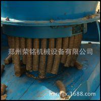 锯末木屑压块机 生物质颗粒机生产线--秸秆稻壳专用 新型环保燃料