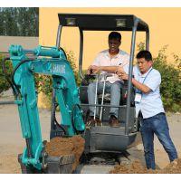 南方挖药材用的小型挖掘机 微型挖机 小钩机多少钱买得到