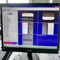 激光测量系统解决方案,手机logo深度检测系统