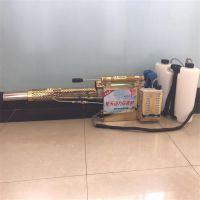 喷雾效果好的烟雾机 自家生产脉冲烟雾机 钛金面弥雾机