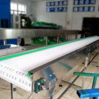 塑料网带输送机用途广 山东乾德输送设备厂家非标定制
