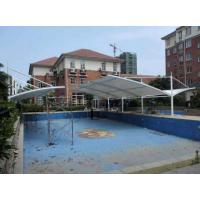 天津膜结构游泳馆,北京膜结构景观棚施工