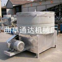 小型石磨面粉机 五谷杂粮石磨机 通达 绿色环保粮食加工设备