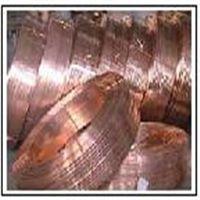 厂家定做T3紫铜裸铜扁线1x3mm/扩口紫铜线/软态电镀紫铜线C1010
