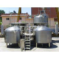 CGET-啤酒糖化系统