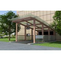 海珠钢结构雨棚制作搭建_海珠不锈钢玻璃雨棚制作安装施工公司