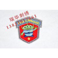 中国瑞华专业刺绣T恤定制批发代理