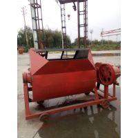 湖北洪湖天旺JW500型侧翻快速出料砂浆搅拌机质优价低