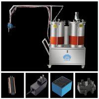 久耐机械全(半)自动灌胶机,电子产品聚氨酯、环氧树脂灌封用自动配胶机