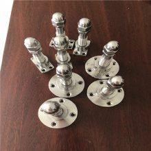金聚进 精品热销 304不锈钢玻璃广告钉 镜钉 沉头内六角子母套螺栓 定制