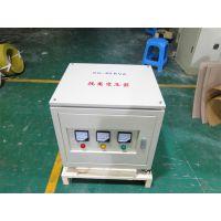 三相隔离变压器,电焊机专用的三根火线一根零线30kva言诺变压器