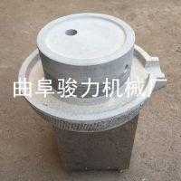 连锁店米浆石磨豆浆机 花生米浆石磨机 芝麻酱磨 骏力专供