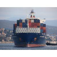 吉林到浙江温州海运门到门一个高柜价格多少限重对少吨