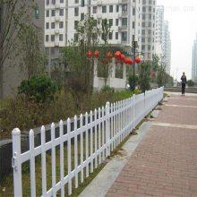 花园栅栏 绿色家园护栏 塑钢栅栏厂家