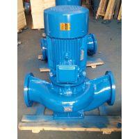 上海创新给水设备GW型管道式无堵塞排污泵 干式污水泵 管道排污泵