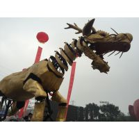 空中餐厅出租 机械大象出租 龙马 大型巡游金狮 巡游花车
