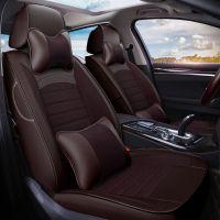 2017年2015新款定做亚麻汽车坐垫小车全包座垫夏天座椅垫凉垫座垫