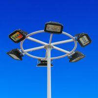 陕西新农村亮化20W30W庭院道路照明6米灯杆LED太阳能路灯光