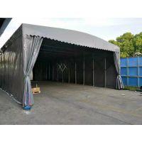 天津河西鑫元美华雨棚定制户外遮阳篷移动推拉雨篷大型仓储雨棚布停车蓬厂家