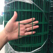 铁丝网 丝制网 绿色包塑荷兰网 养鸡网保用十年