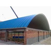 石家庄弧形屋顶厂