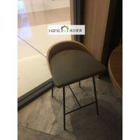 工厂直销杭州星巴克H013吧椅 STARBUCKS咖啡桌椅哪里卖 韩尔品牌