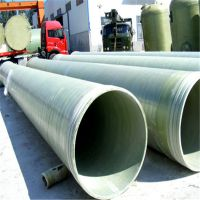 浙江玻璃钢管道高强度工程用玻璃钢夹砂管FRP过路顶排污缠绕管 嘉源