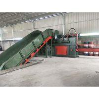 河南郑州宝泰机械低台废纸箱打包机二手转让厂家供应