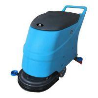 鼎洁盛世手推洗地机DJ520A工厂洗地机自动洗地机价格