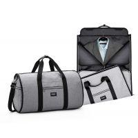 外贸订单大容量旅行包 西装收纳袋 手提包 防水可折叠