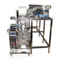 铰链螺丝打包机三杰(惠科)机械 塑料配件包装机直销厂