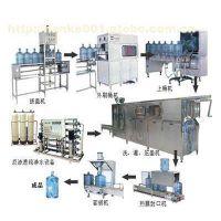 山东川一纯净水(单级、二级反渗透)设备+灌装设备(桶装水瓶装水生产线)