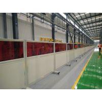 供应电焊防护屏 高藤 具有保温、保冷、防虫、防风、防尘、隔音、防火、防异味、采光等多项功能
